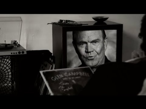 Glen Campbell - Ghost On The Canvas - Official Video