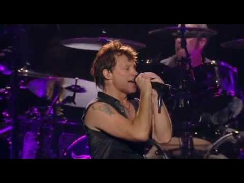 Bon Jovi Live At Madison Square Garden 2008 (part 1/2)