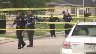 Man shot, killed leaving house with girlfriend in New Orleans East, NOPD says