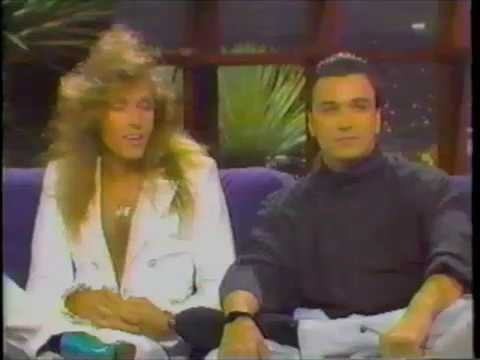 Stryper on The Late Show with Ross Shafer 1988