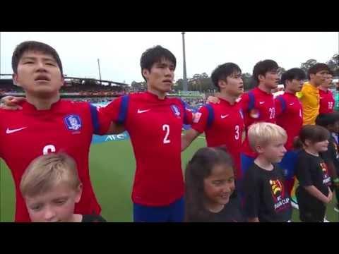 National Anthem: Korea Republic