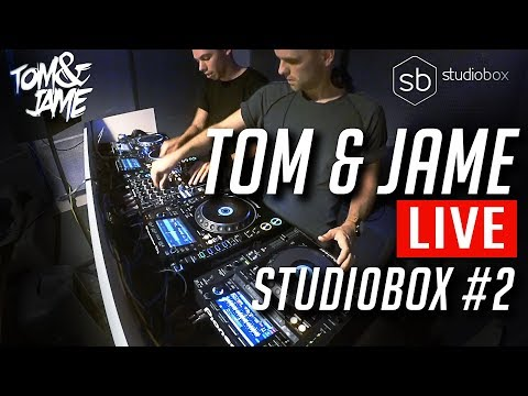 TOM & JAME LIVE @ STUDIOBOX #2
