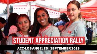 ACC-LA Student Appreciation: September 2019