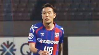 ACLアジアチャンピオンズリーグ FC東京 vs 上海上港 ゴールハイライト A...