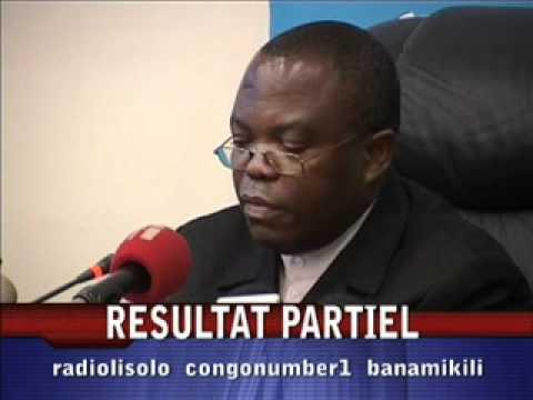 ELECTION 2011 RESULTAT PARTIEL