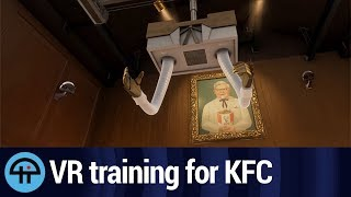 Kentucky Fried Chicken VR experience