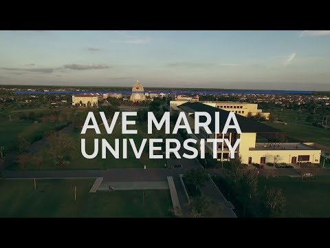 Join us at Ave Maria University