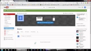 comment creer une nouvel chain et supprimer sur votre compte youtube