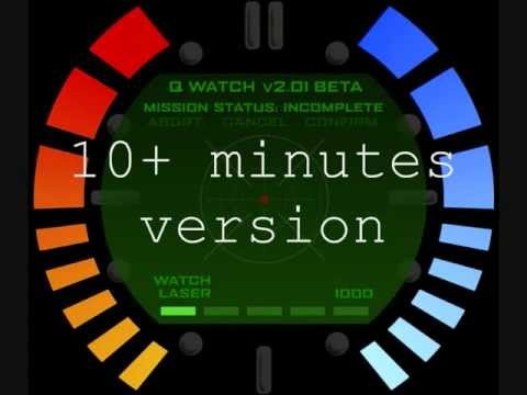 Goldeneye 007 menu pause music (10 minutes)