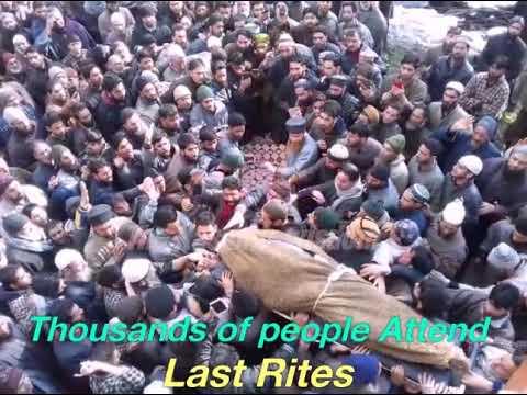 Molana Mushtaq Khan Passes Away