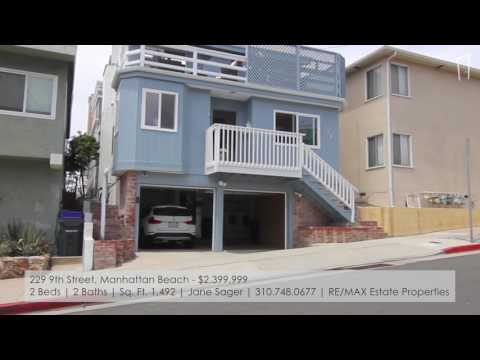 Manhattan Beach Real Estate  Open Houses: May 2122, 2016  MB Confidential