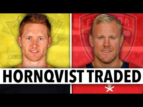 Patric Hornqvist TRADED To The Florida Panthers! (I Think)