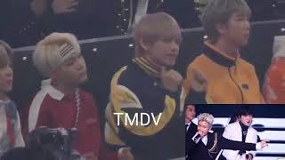 Download Video 171231(방탄소년단) BTS Reaction To Winner Really Really @ MBC Gayo Daejejeon 2017 MP3 3GP MP4
