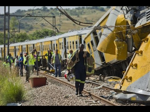 One Dead, 90 Injured in South Africa Train Crash