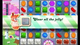 Candy Crush Saga Level 945 walkthrough (no boosters)