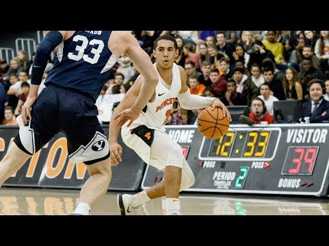 Highlights: Men's Basketball vs. BYU - 11/15/17