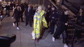 Rita Ora, Anna Wintour and more at the Marc Jacobs Fashion Show in NYC