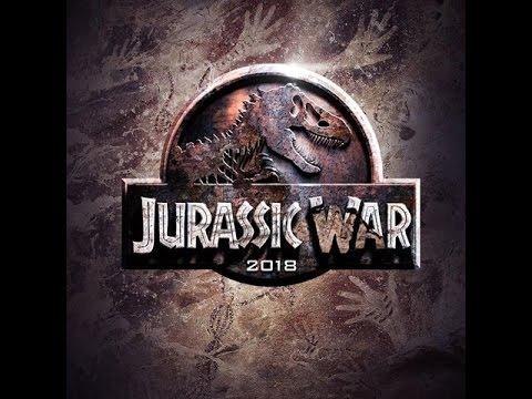 New Movies 2018 Movie   Jurassic World War