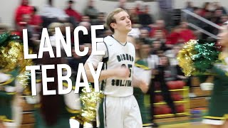 Lance Tebay HAS CRAZY BOUNCE | 2017