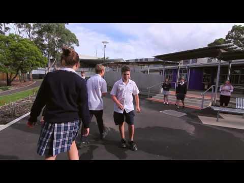 AIR 2012 - Kelly Drummond Cawthon and Julie Waddington at Kingston High School, Tasmania