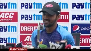 ভারতকে ছেড়ে কথা বলতে রাজি নন মুমিনুল | Sports World | 13-11-19