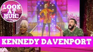 Kennedy Davenport: Look at Huh SUPERSIZED Pt 1 on Hey Qween! with Jonny McGovern | Hey Qween