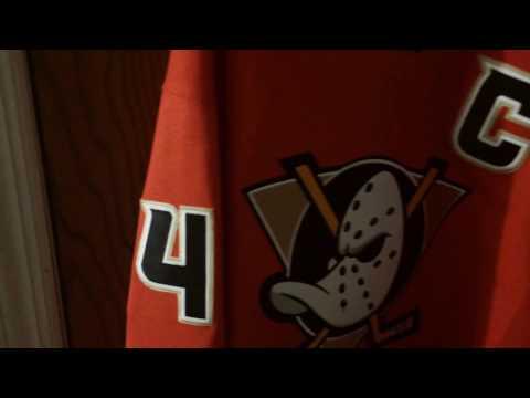 Anaheim ducks third jersey