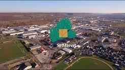 Ville de  Saint-Marcel - Eure - Normandie 27950