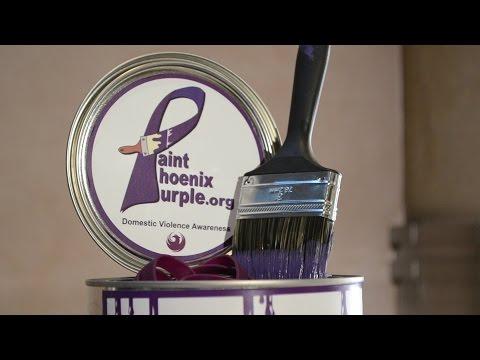 """""""Paint Phoenix Purple"""" Campaign Educates Thousands"""