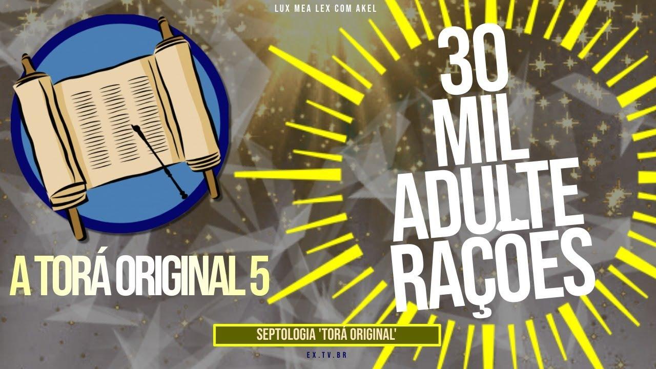 📜 30.000 mil ADULTERAÇÕES do Velho Testamento | A #LEI ORIGINAL | SEPTOLOGIA 5