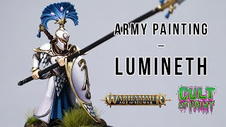 How to Paint Lumineth Realm Lords