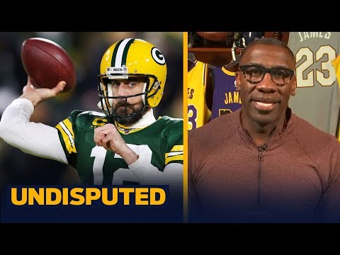 I don't see any reason why Aaron Rodgers couldn't play until he's 40 — Shannon | NFL | UNDISPUTED