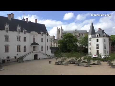Nantes, France - Ville, city tour, guide, visit , travel, tourism, guía, turismo, visitar, ciudad