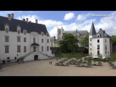 Nantes, France - Ville, city tour, guide, visit , travel, tourism, guía, turismo, visitar, ciudad