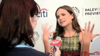 Bailee Madison at ABC's Trophy Wife 2013 PaleyFestPreviews Fall TV #PaleyFest @BaileeMadison