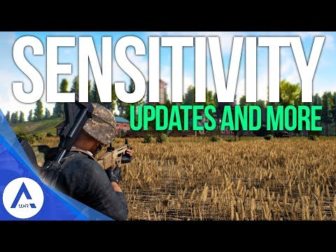 PUBG Xbox: Sensitivity Settings, Next Update, Road Map, Desert Map Discussion + Channel Update