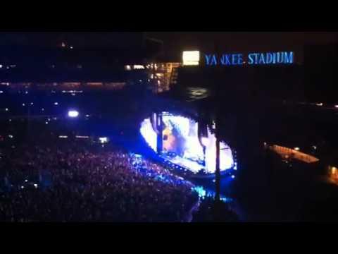 Stan - Eminem LIVE At Yankee Stadium
