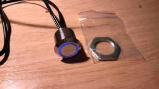 Сенсорное управление светодиодной подсветкой