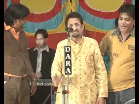 Kuldeep Manak last stage show on Roza Bham 2010 5/1