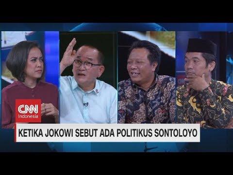 Pengamat: Jokowi Geram, Naikkan Intensitas Persaingan dan Mengunci Oposisi Mp3