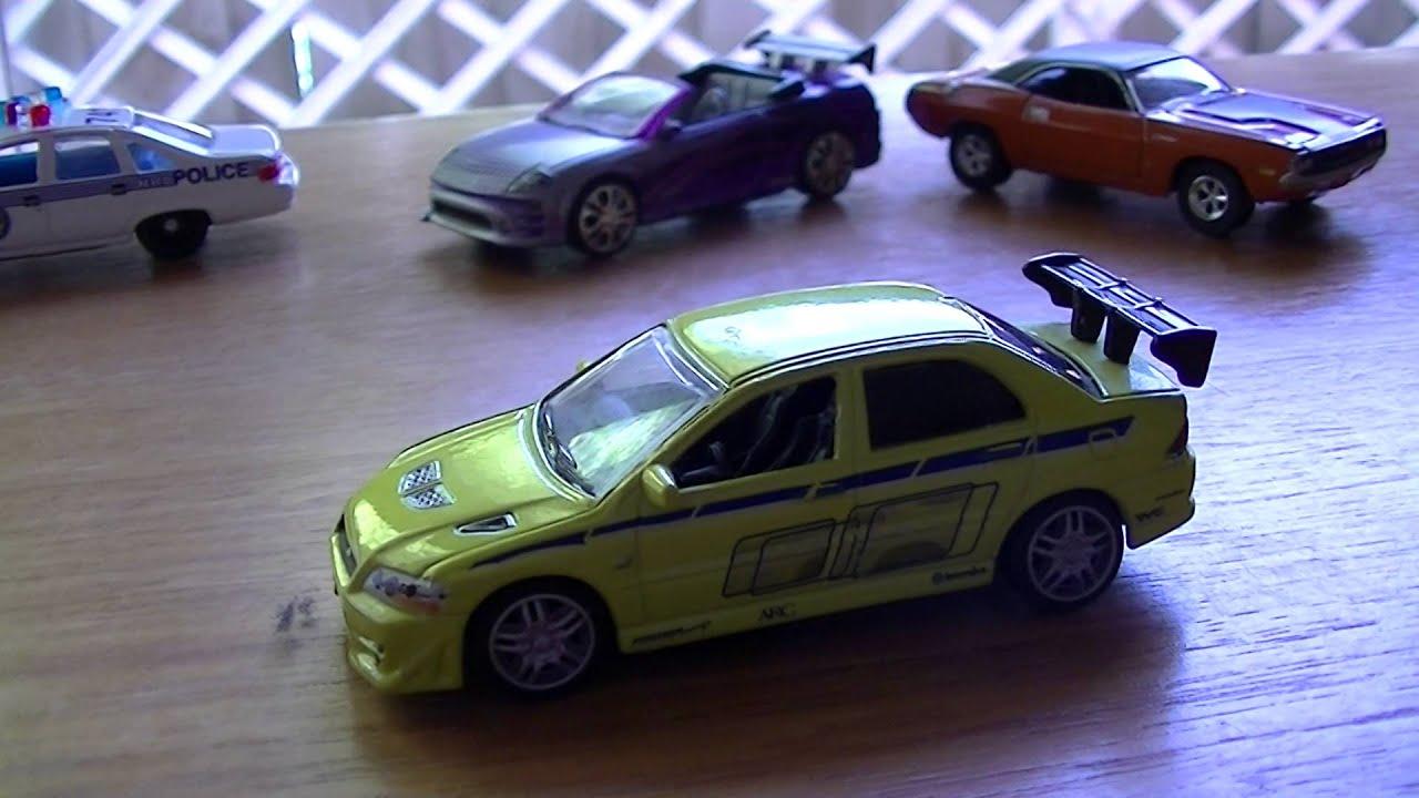 Fast  Furious Hot Wheels Cars