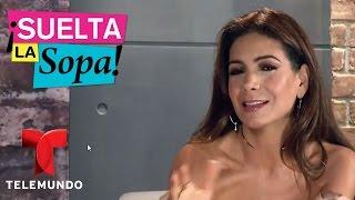Patricia Manterola habló de sus inicios como cantante | Suelta La Sopa | Entretenimiento