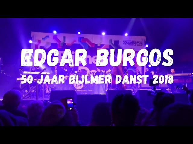 Edgar Burgos 50 jaar Bijlmer danst 2018