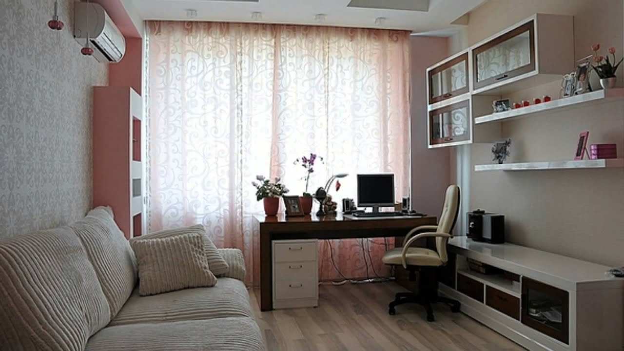 Ремонт небольшой комнаты.