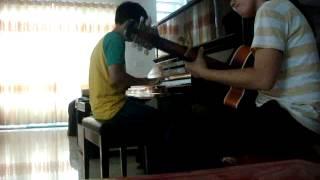 Payphone - Maroon 5 ( No Khalifa ) Piano & Guitar Cover