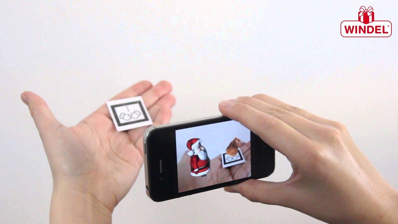 Windel Weihnachtskalender.Windel Augmented Reality Adventskalender