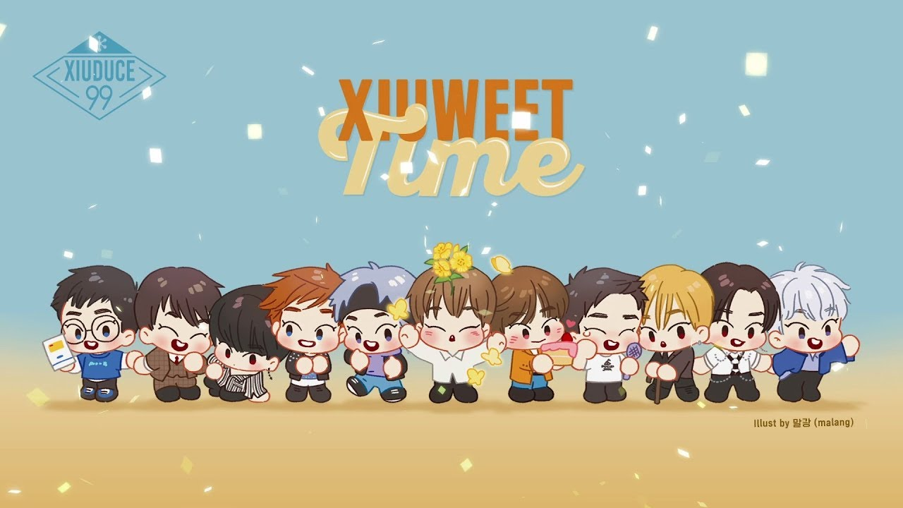 [FANMADE] 7years with xiuweet time
