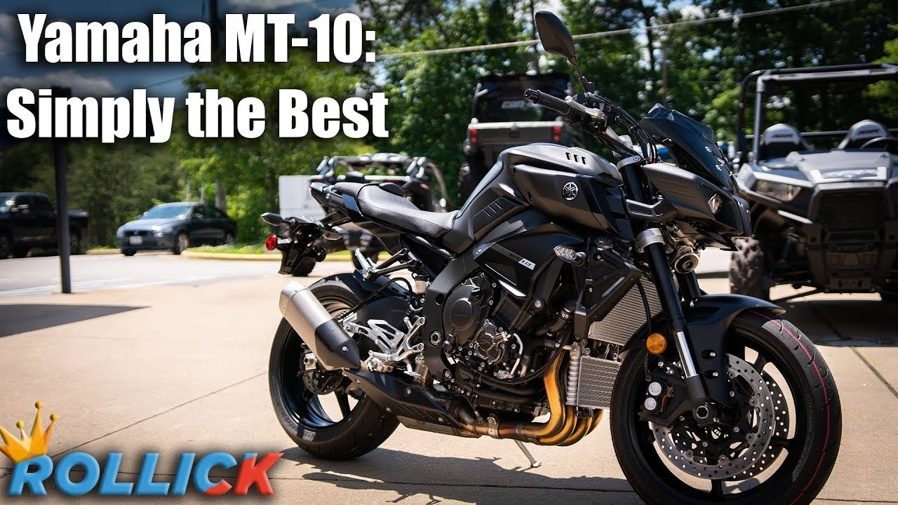 2019 Yamaha Mt 10 Test Ride Review Best Supernaked