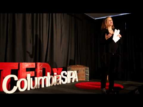 Water, Fracking, and Human Health: Eliza Griswold at TEDxColumbiaSIPA