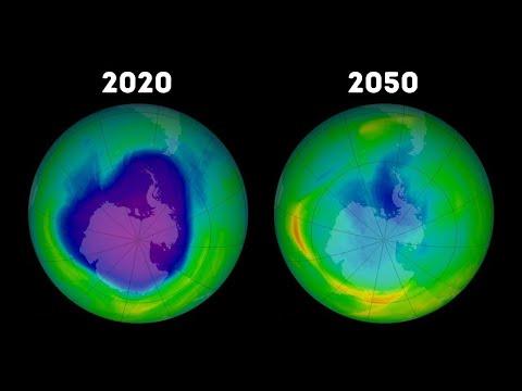 Озоновый слой восстанавливается!